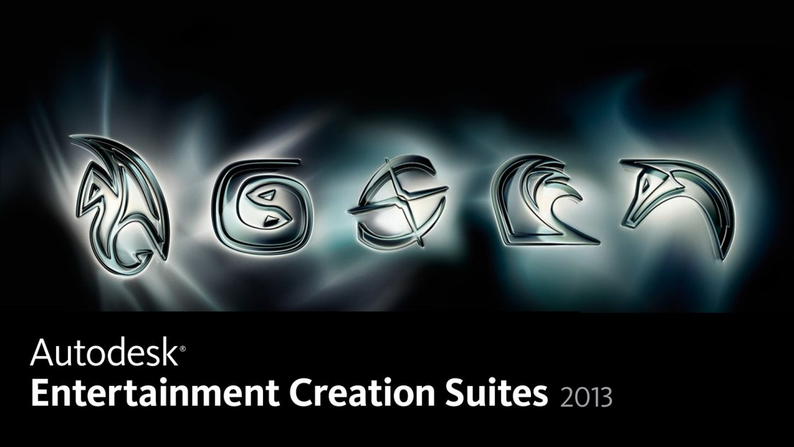 Autodesk Entertainment Creation Suite 2013