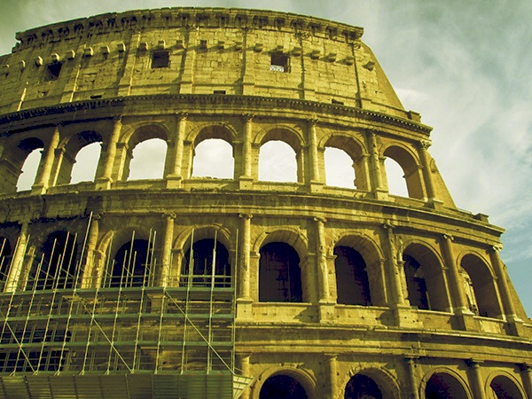 the roman colosseum environmental impact Roman industrial groups and environmental organizations have made a joint declaration to reduce the environmental impact of from the colosseum the via di san.