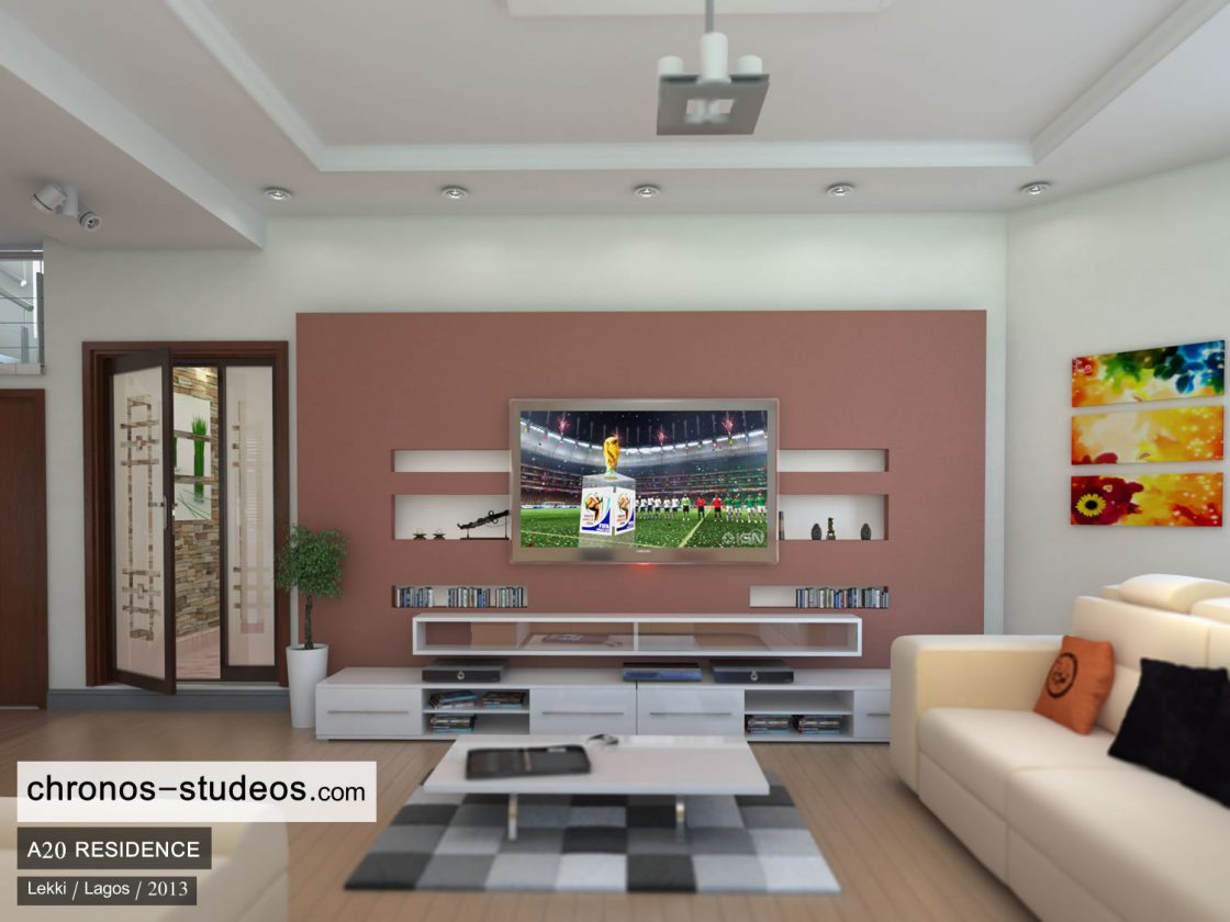 3d interior living room lekki architects lagos nigeria for Interior designs nigeria