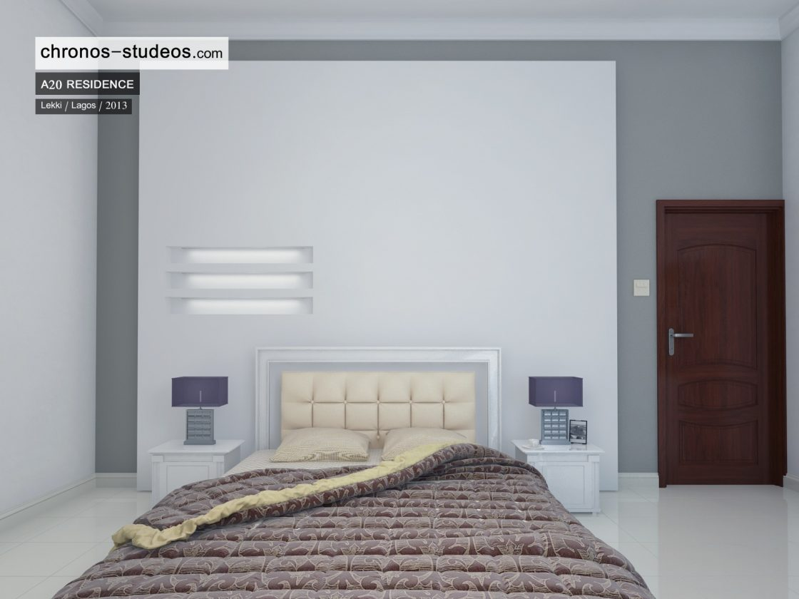 Interior design 3d bedroom lagos nigeria chronos studeos for Interior designs nigeria