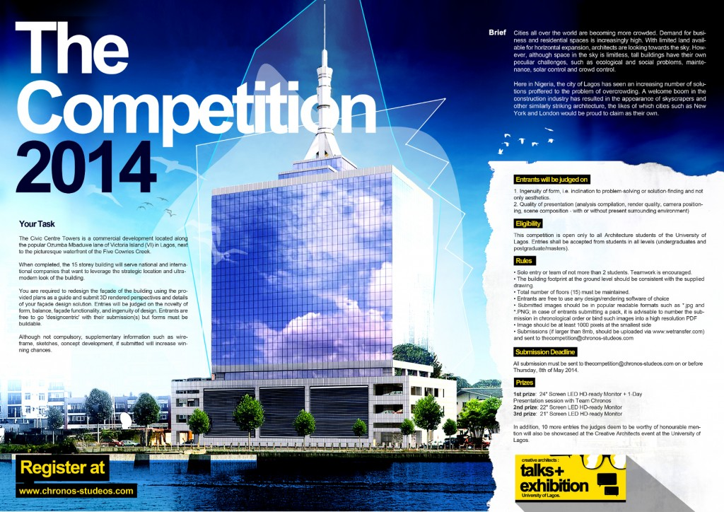 The Competition 2014 by Chronos Studeos Landscape Option 2