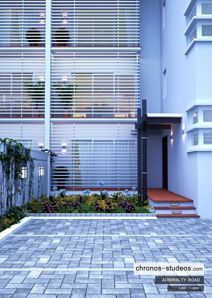 3d Exterior House Designs: Photos Of The Admiralty Road Residence: Client's Success