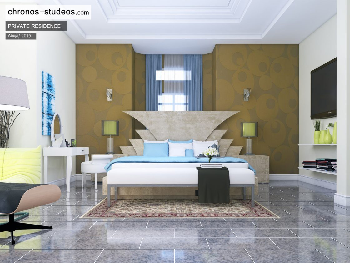 Interior design ideas beautiful bedrooms for Interior designs nigeria