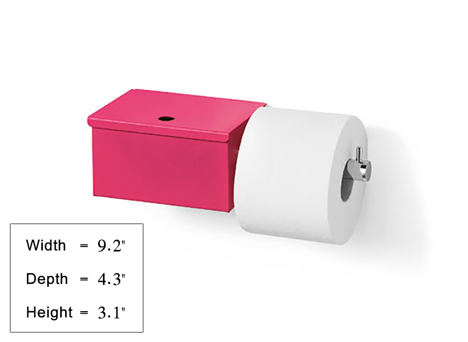 Bathrooms Toilet Rolls 4a