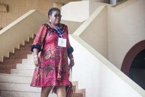 Mrs-Okunrinboye-arrives-at-the-creative-architects-2017-event-abuja-300x200
