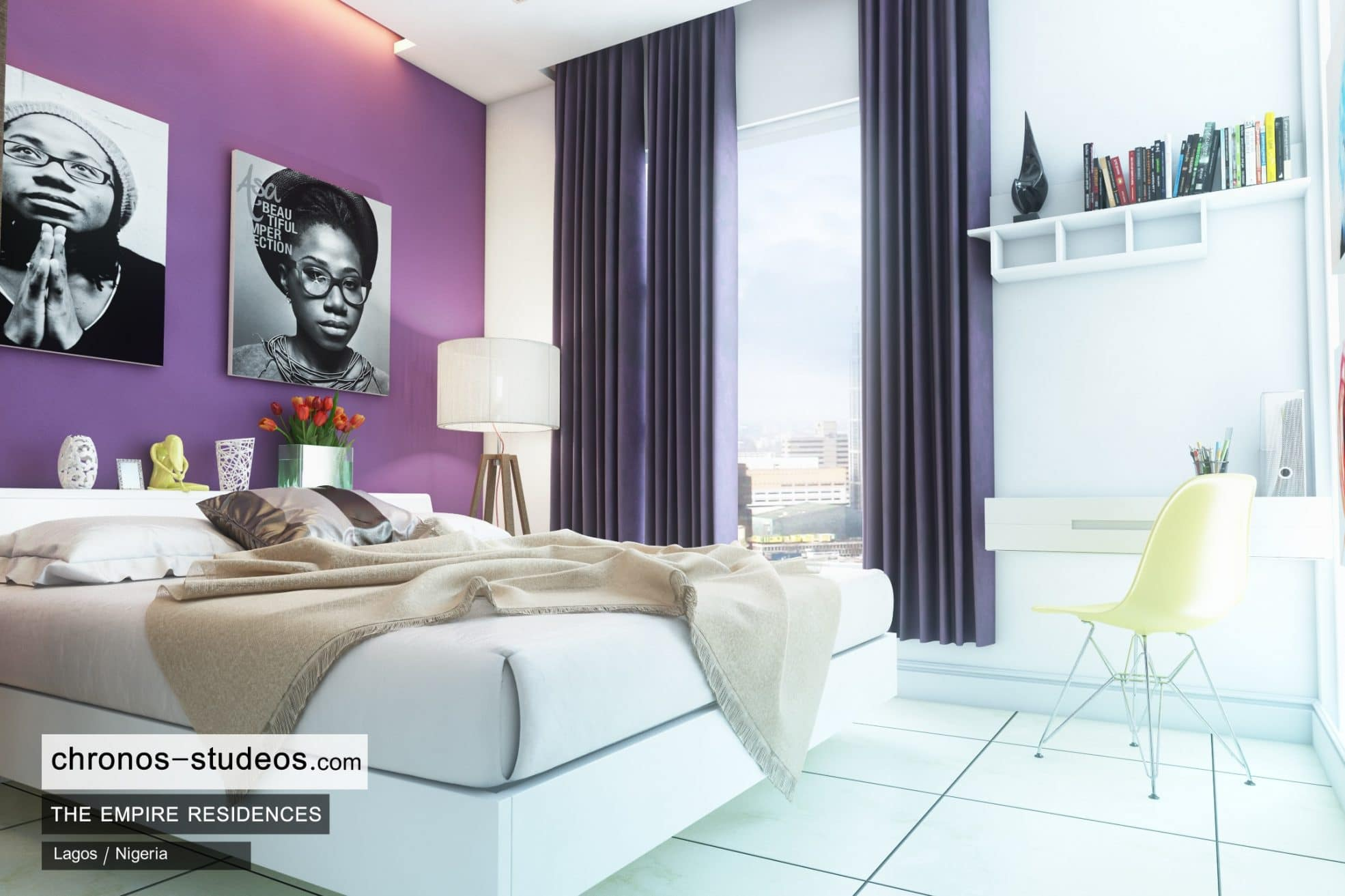 4 Ways You Can Improve Your Bedroom Designs: Single Ladies ...
