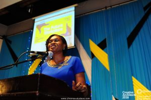 mrs-titi-adeleye-delivering-her-speech-about-the-competition-2016-entries-300x200