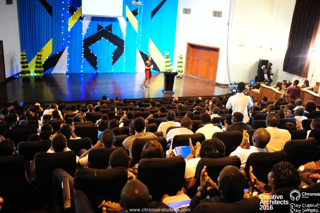 the muson centre hall hosts creative architects 2016